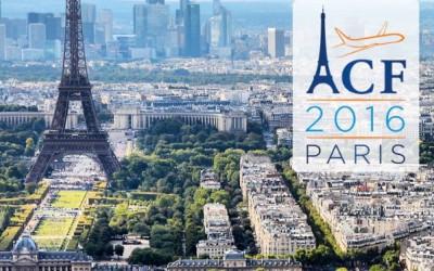 Cargoplanet en la Air Cargo Forum 2016 en Paris